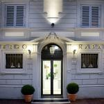 Hotel Rapallo Entrance