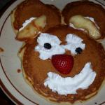 Kid's pancake