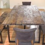Tim Oulton dining table