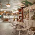 enjoy the european quaint coffee shop