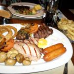 The Perfect Mixed Grill