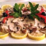 Al Roché Lebanese Restaurant: Samke Harra Ma'a Taratour