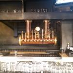 Fully restored beer taps, only 1 of 4 in the world!