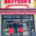 ภาพถ่ายของ Brother's Crepes & Cafe