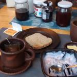 Desayuno en H. Morocha
