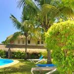 Garden, pool, BBQ, chill out, rooms, ...