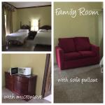 Great rooms! Great location! Great staff!!