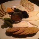 Cheese tray appy
