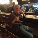 A Patron at the Bar