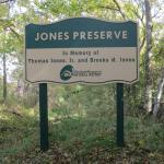 Enter the Jones Preserve