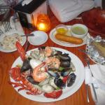 Clambake at Rick's