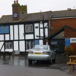 Side of pub