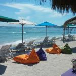Truly Relax on Casa Mio Villa/Restaurant Beach