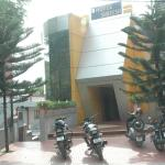 HOTEL SHREESH ENTRANCE