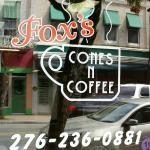 Fox's Cones N Coffee