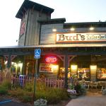 Bud's Restaurant exterior view