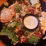 Very big salad