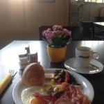 Cafe-Bistro im Bauhaus Dessau
