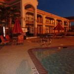 Beautiful Outdoor Inviting Pool Area