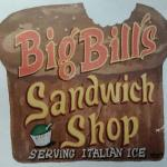 Big Bill's Sandwich & Coffee Bar on Main St. Galena
