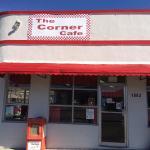 Corner Cafe - Outside