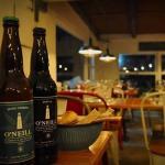 cerveza artesanal y salón