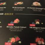Foto de Kiyoshi - Sushi & Grill