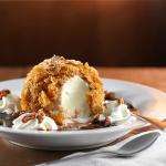 Texas Fried Ice Cream