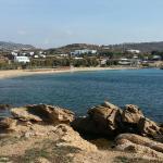 Photo de Platis Gialos Beach