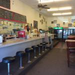 Interior of Buds Ice Cream