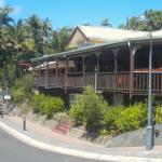 Kuranda Hotel from the street