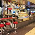 Cindy`s Diner Hamburg-Airport Foto