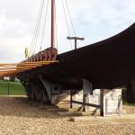 The Viking Ship 'Hugin' Foto