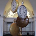 Hanging timepieces