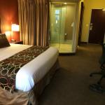 Always clean spacious rooms. We have traveled from East Coast, Las Vegas. Riverside is always a