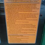 rules that are only enforced on one person