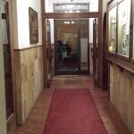 Hotel-Eingang