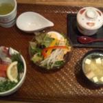 ミニ博多丼