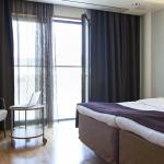 Scandic Tampere City, Standard room with french balcony