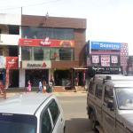 Pakwan restaurant.