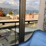 Bosphorus View Room