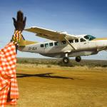 Frequent flights operate within Kenya to many of the main towns and national parks throughout th