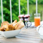 Service petit déjeuner Le Germinal Rennes