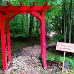 Entering Nature Trail