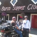 next door Baron supper club