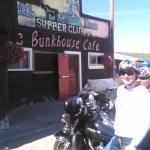 Bunkhouse cafe entrance