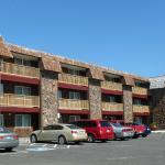 Condo building exterior