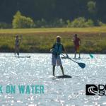 Paddleboarding family fun on Lake Grapevine