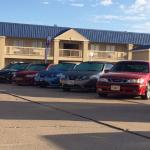 2015 Saab meet at the Best Western McAlester