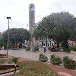 main square & church